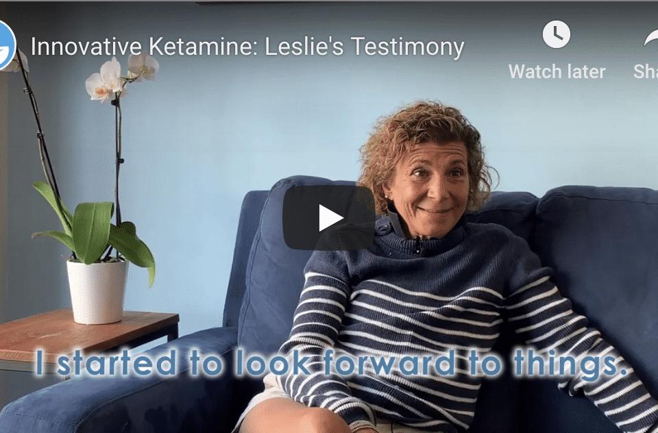 Ketamine Testimonial